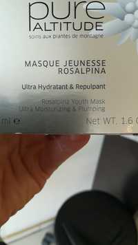 PURE ALTITUDE - Masque jeunesse Rosalpina