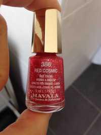 Mavala - Vernis à ongles 386 red cosmic