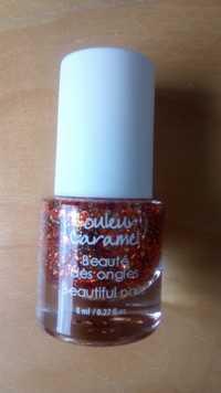 Couleur Caramel - Beauté des ongles