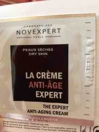Novexpert - La crème anti-âge expert