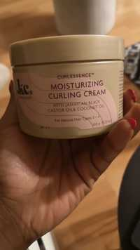 CURLESSENCE - Moisturizing curling cream