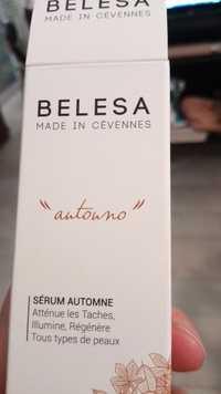 BELESA - Autouno - Sérum automne