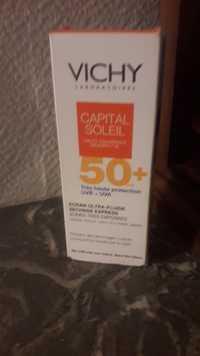 VICHY - Capital soleil - Ecran ultra-fluide SPF 50+ très haute protection