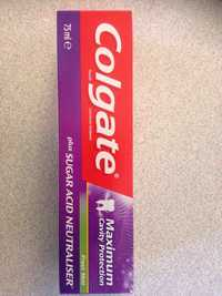 COLGATE - Maximum cavity protection - Fluoride and calcium toothpaste