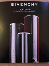 GIVENCHY - Le rouge à lèvres couture de Givenchy