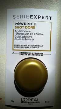 L'ORÉAL PROFESSIONNEL - Serie expert - Additif doré réhausseur de couleur