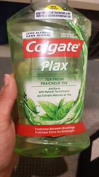 COLGATE - plax - Bain de bouche fraîcheur the