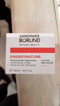 AnneMarie Börlind - Energy Nature - Crème de jour vitalisante