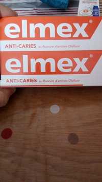 Elmex - Anti-caries - Dentifrice au fluorure
