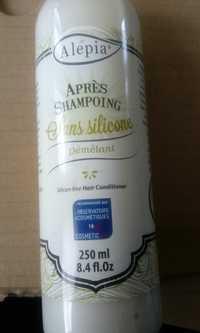 Alepia - Après shampooing sans silicone démêlant