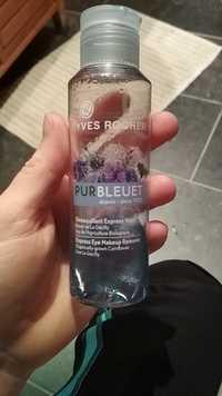 Yves Rocher - Pur bleuet - Démaquillant express yeux