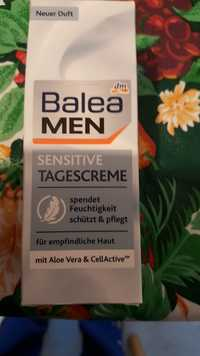 Balea - Men Sensitive - Tagescreme