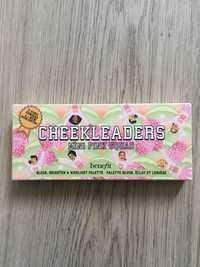 BENEFIT - Cheekleaders - Palette blush, éclat et lumière