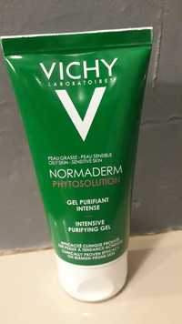 VICHY - Normaderm phytosolution - Gel purifiant intense