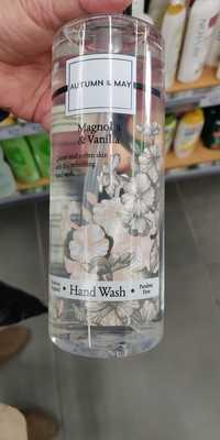 Automne & Mai - Magnolia & vanilla - Hand wash