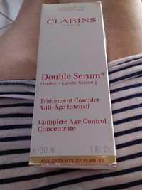 Clarins - Double serum - Anti-âge intensif