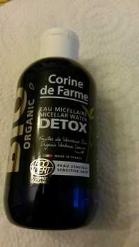 Corine de Farme - Detox - Eau micellaire