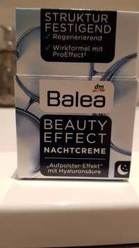 Balea - Beauty effect - Nachtcreme
