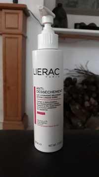 LIÉRAC - Anti-dessèchement - Lait hydratant relipidant