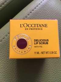 L'OCCITANE - Delicious lip scrub