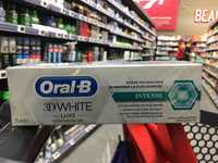 ORAL-B - 3D white iintense - Dentifrice doux pour l'email