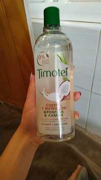 Timotei - Con leche de coco y aloe vera - Champú
