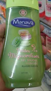 MARQUE REPÈRE - Manava Petites Mignardises Gel douche hydratant