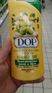 Dop - Shampooing très doux 2 en 1 à l'huile d'olive
