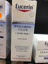 Eucerin - Hyaluron-filler - Extra riche soin de jour