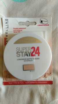 MAYBELLINE - Super stay 24 - Longwear matte powder