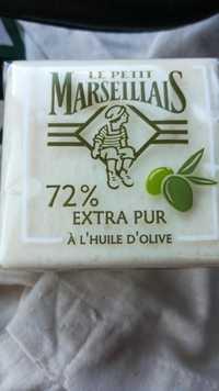 Le petit marseillais - 72% Extra pur à l'huile d'olive - Savon