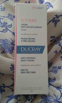 DUCRAY - Ictyane - Crème anti-dessèchement Corps