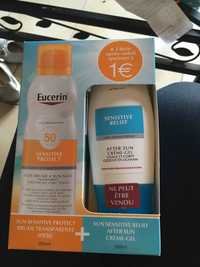 Eucerin - Sensitive relief - After sun crème-gel