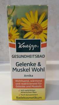 KNEIPP - Gelenke & muskel wohl