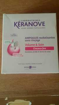 EUGÈNE PERMA - Kéranove - Soins dermo capillaires