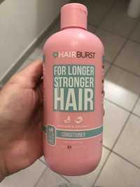 HAIRBURST - For longer stronger hair - Conditioner