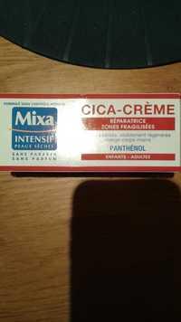 Mixa - Cica - Crème réparatrice zones fragilisées