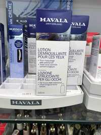 Mavala - Lotion démaquillante pour les yeux