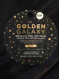 Primark - Golden Galaxy - Masque peel-off métallique