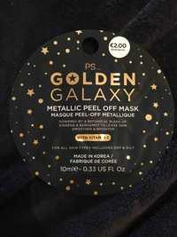 Primark - Golden Galaxy - Masque peel-off métallique