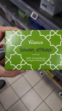 CASINO - Ysiance - Savon d'Alep