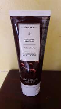 KORRES - Argan oil - Post-colour conditioner