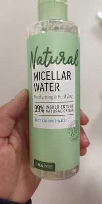 THE BEAUTY DEPT - Natural - Micellar water