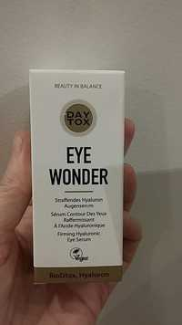 Daytox - Eye wonder - Sérum contour des yeux