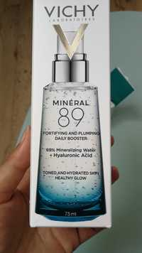 Vichy - Mineral 89 - Fortifying and pluming daily booster