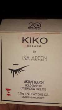 Kiko - Asian touch - Eyeshadow palette