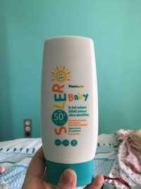 Pharmactiv - Solero baby - Le lait solaire bébés SPF 50+