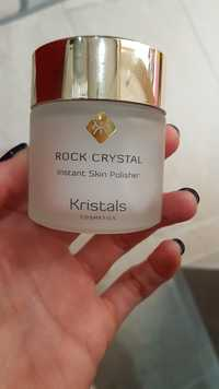 Kristals Cosmetics - Rock crystal - Instant skin polisher