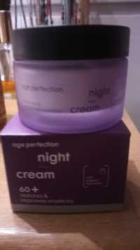 Hema - Age perfection - Night cream 60+