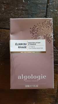 Algologie - Élixir du rivage - Anti-âge correction